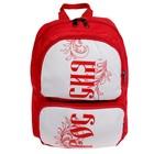 Рюкзак школьный эргономичная спинка Luris 35*25*11 Лилу «Россия», красный 148