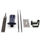 """Набор напильников Husqvarna 5796536-01, для цепей Н37, 3/8"""" mini, 1.3 мм"""
