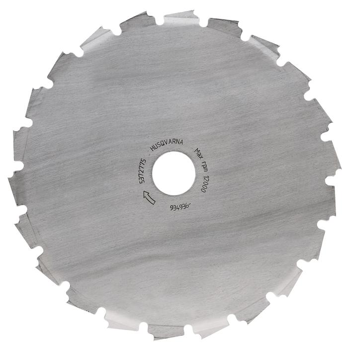 Диск для кустореза Husqvarna SCARLETT 200-22Т, посадочный d 25.4 мм, d=200 мм, 22 зуба
