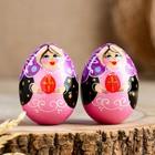"Egg ""Matryoshka egg"", 7 cm, mix"