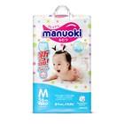 Подгузники-трусики Manuoki M 6-11 кг, 56 шт - фото 105454396