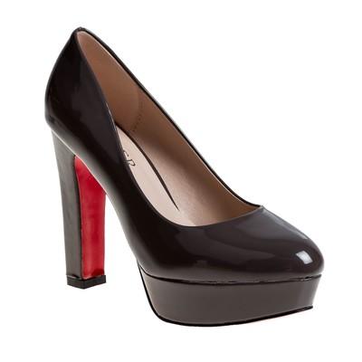 Туфли женские, цвет кремовый, размер 38
