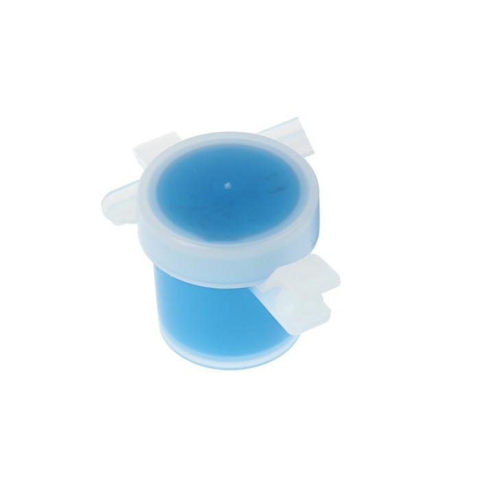 Краска акриловая Matt   5мл WizzArt Kid морозостойкие Голубой WSB6.5