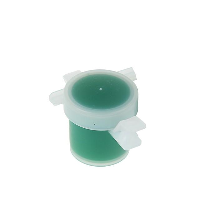 Краска акриловая Matt   5мл WizzArt Kid морозостойкие Зелёный WSG6.5