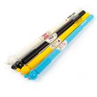 Ручка гелевая ПИШИ-СТИРАЙ 0,5мм стержень синий корпус МИКС Цифры
