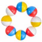 Погремушка «Браслетик-шарики»