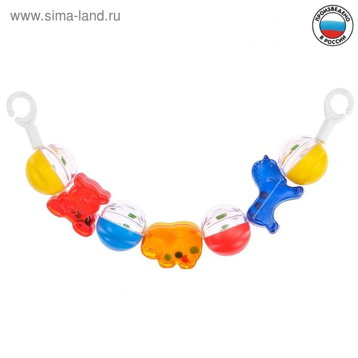 Подвеска на коляску/кроватку Profit «Животные», цвета МИКС