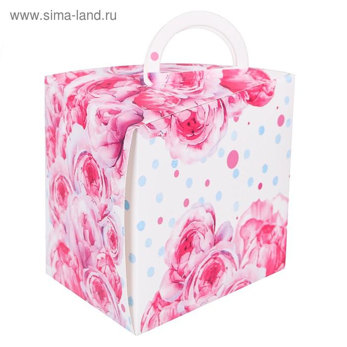 Упаковка для десерта «Прекрасная сладость», 12 × 11 × 10 см