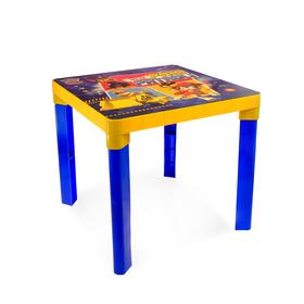 Стол детский 'Щенячий патруль' для мальчика, сине-жёлтый Ош