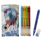 Набор ручек капиллярных  5цв Derwent Graphik Line Painter №2, 0.5 мм микс 2302231