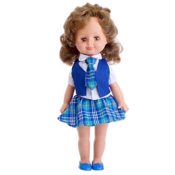 """Кукла """"Школьница №2"""""""