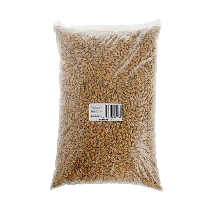 Семена Ячмень 1кг