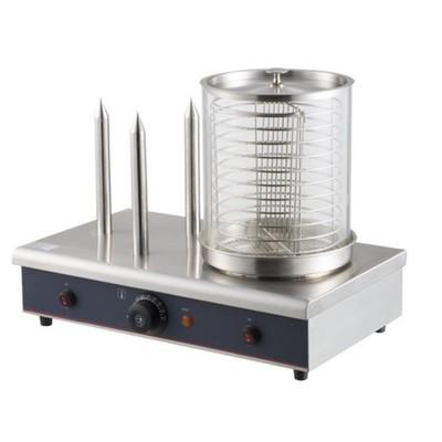 Мармит Gastrorag HDW-03, для сосисок и булочек, 20-50 сосисок