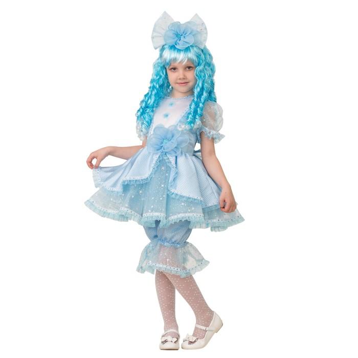 Карнавальный костюм «Мальвина», размер 36