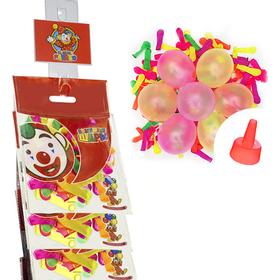 Balloon latex on a strip tape 2