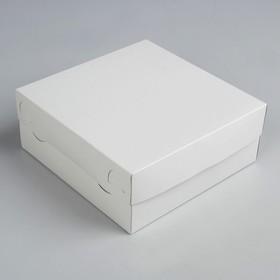 Упаковка на 9 капкейков, 25 х 25 х 10 см
