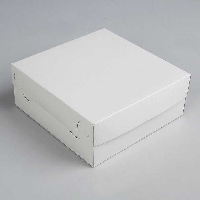Упаковка на 9 капкейков, 25 х 25 х 10 см - фото 308035377