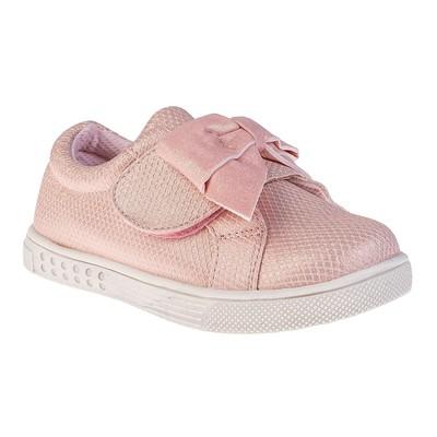 Полуботинки детские арт. 8267, цвет розовый, размер 27