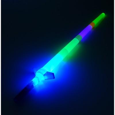 Меч световой «Яркий воин», световые эффекты, работает от батареек, цвета МИКС