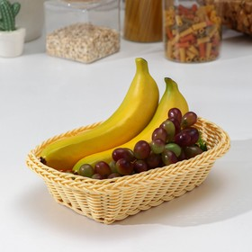 """A fruit basket and bread """"Vanilla"""""""