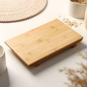 {{photo.Alt || photo.Description || 'Блюдо для подачи «Бамбук», 24×15×3 см'}}