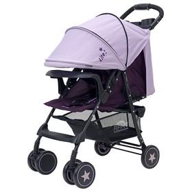 Коляска прогулочная LITE, цвет пурпурный Ош