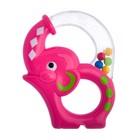 Игрушка-погремушка «Радужный слоник», цвета МИКС