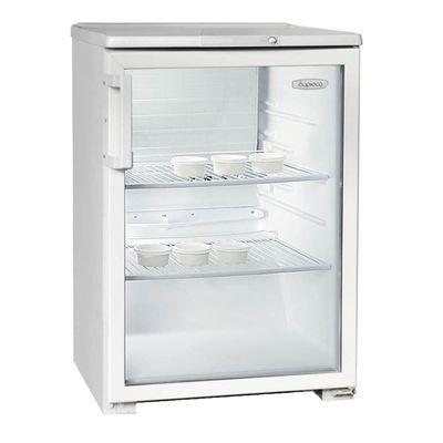 Холодильная витрина БИРЮСА 152 Е, однокамерная, объем 152 л