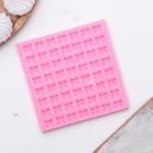 "Молд силиконовый 11,5×1 см ""Бабочки. Конфетти"" - фото 187544208"