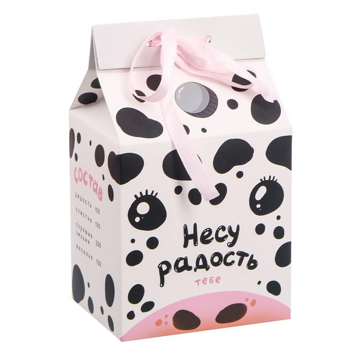 Упаковка для кондитерских изделий «Маленькие радости», 8 × 10 × 16 см - фото 308984894