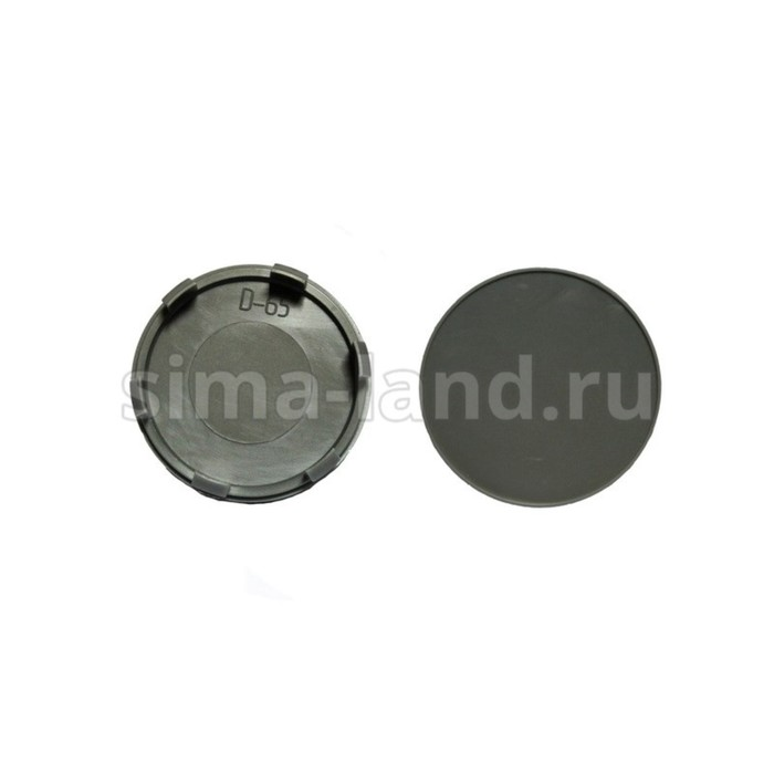 Колпачок на литой диск термостойкий D-65