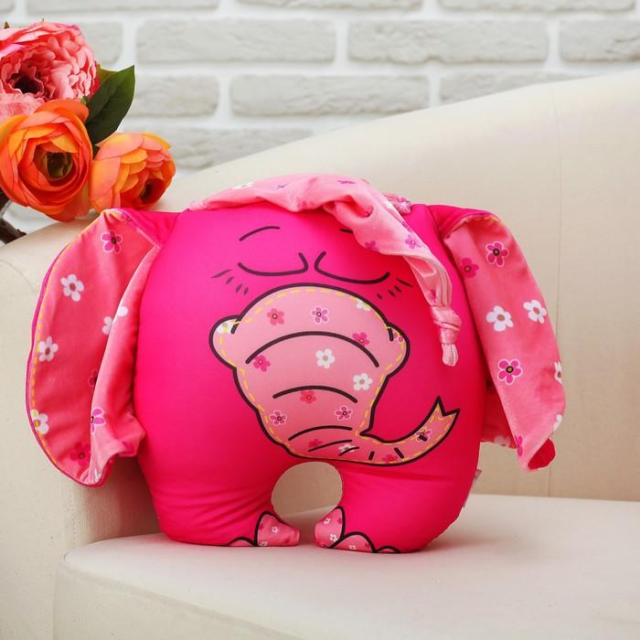 """Мягкая игрушка-антистресс """"Слон в колпаке"""""""