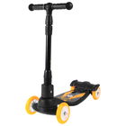 X5A, steel scooter, PU wheel d=120 mm, ABEC 7, black-yellow