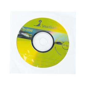 Диск CD-RW SmartTrack, 4-12x, 700 Мб, Конверт, 1 шт Ош