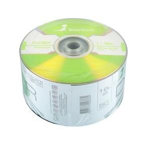 Диск DVD+R SmartTrack, 16x, 4,7 Гб, Спайка, 50 шт Ош