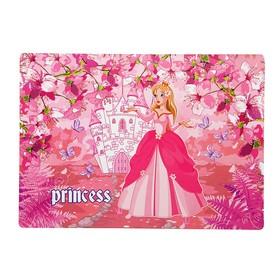 Накладка на стол дизайн 337*242 дев. КН 4-1 'Принцесса с бабочками' 50870 Ош