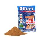 Прикормка Delfi Classic Лещ-Плотва конопля, вес 0,8 кг.