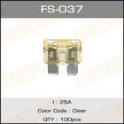 Предохранитель флажковый стандарт  Masuma FS037