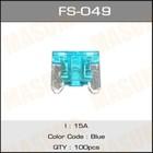 Предохранитель флажковый mini  Masuma FS049