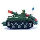 Танк «Атака», световые и звуковые эффекты, работает от батареек, МИКС - фото 106525948