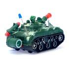 Танк «Атака», световые и звуковые эффекты, работает от батареек, МИКС - фото 105649323