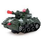 Танк «Атака», световые и звуковые эффекты, работает от батареек, МИКС - фото 106525950
