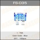 Предохранитель флажковый стандарт  Masuma FS035