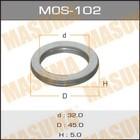 Уплотнительное кольцо под выхлопной коллектор MASUMA MOS102