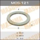 Уплотнительное кольцо под выхлопной коллектор MASUMA MOS121