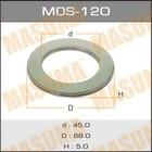 Уплотнительное кольцо под выхлопной коллектор Masuma MOS120