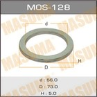 Уплотнительное кольцо под выхлопной коллектор Masuma MOS128