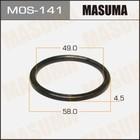 Кольцо глушителя металлическое Masuma MOS141