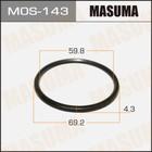 Кольцо глушителя  Masuma MOS143