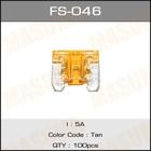 Предохранитель флажковый mini  Masuma FS046